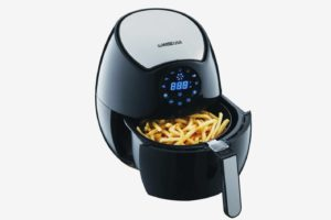 GoWISE USA 7-in-1 Programmable Air Fryer, (3.7 QT)