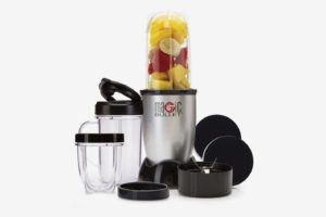 Magic Bullet Mixer, Silver