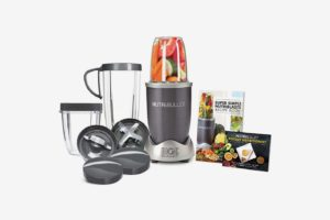 NutriBullet NBR-1201 12-Piece High-Speed Mixer