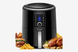 OMORC Air Fryer XL (5.8 QT)