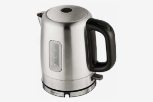 AmazonBasics 1L Stainless-Steel Electric Kettle