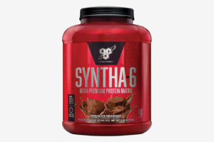 BSN SYNTHA-6 Protein Powder Isolate, Chocolate