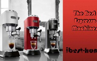 The Best Espresso Machines on Amazon
