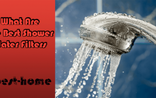 Best shower water filters