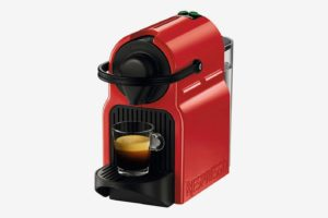 Breville Inissia Espresso Machine 100 Red