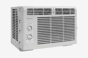 Frigidaire 5,000 BTU Window-Mounted Mini-Compact Air Conditioner with Mechanical Controls