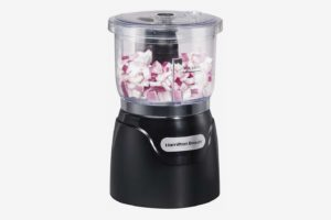 Hamilton Beach Food Processor Mini Chopper, 3 Cup, Electric