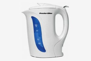 Hamilton Beach K2070Y Proctor-Silex 1L Electric Kettle