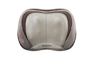 HoMedics SP-100H 3-D Shiatsu and Vibration Massage Pillow
