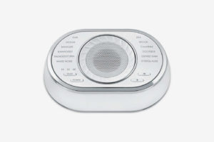 HoMedics SoundSpa Ultra-Portable Rechargeable Sound Machine