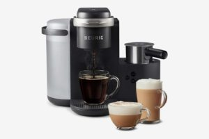 Keurig K-Cafe Coffee Maker, Latte Maker and Cappuccino Maker