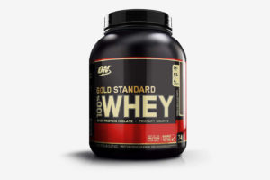 Optimum Nutrition Gold Standard 100% Whey Protein Powder, Double Chocolate