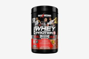 Six Star Pro Nutrition 100% Whey Protein Plus, Triple Chocolate