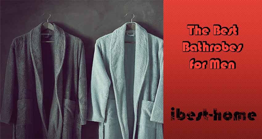 The Best Bathrobes for Men