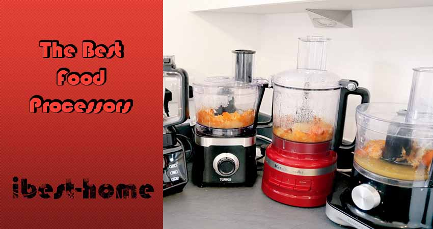 The Best Food Processors on Amazon